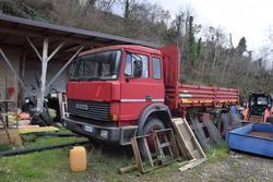 Iveco Fiat truck - Lot 4 (Auction 4132)