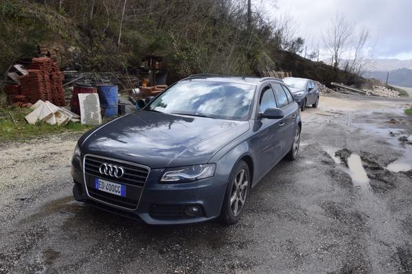 5#4132 Autevettura Audi A4