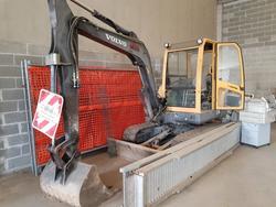 Volvo excavator - Lot 6 (Auction 4133)