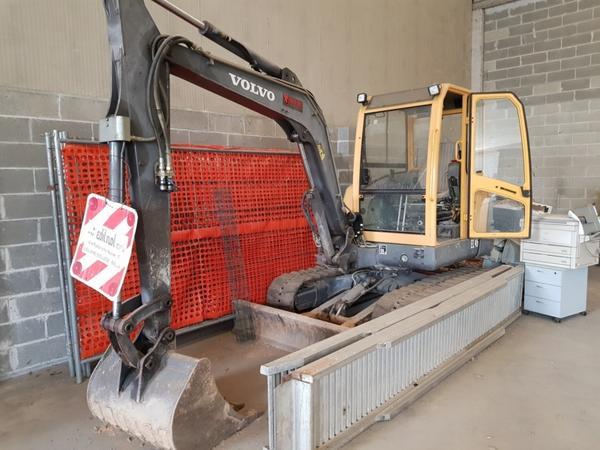 6#4133 Escavatore Volvo