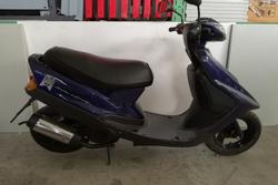 KL Shee lung club 50 cc moped - Lot 15 (Auction 4134)