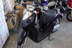 Yamaha Why 50 cc moped - Lot 30 (Auction 4134)