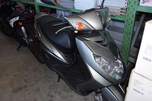 31#4134 Motociclo Yamaha Cignus 125cc