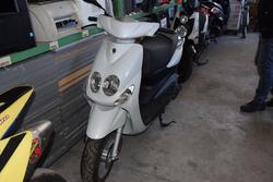Yamaha Neos 50 cc moped - Lot 32 (Auction 4134)