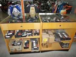 Accessori e abbigliamento da moto