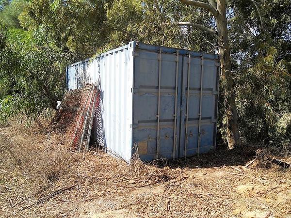 2#4136 Container marittimo