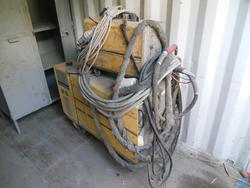 Welding column drill and electric panel - Lote 4 (Subasta 4136)