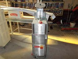 Dominioni dumpling machine - Lot 4 (Auction 4138)