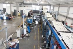 Web Hiedelberg and Solna continuous printing press - Lote  (Subasta 4140)