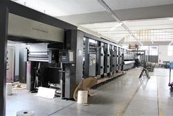 Heidelbertg 16 WEB rotary press - Lote 5 (Subasta 4140)