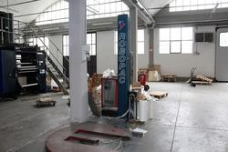 Robopac pallet truck and winder - Lot 9 (Auction 4140)