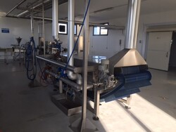 Vegetable processing plant with Tecnoceam machinery - Lot 1 (Auction 4146)