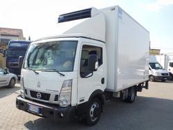 Nissan Cabstar NT 400 con gruppo frigo e sponda idraulica - Lot 3 (Auction 4147)