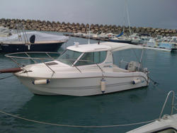 Sessa Marine Dorado 22 Power Boat - Lot  (Auction 4153)