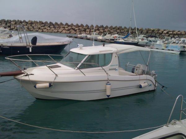 1#4153 Barca a motore Sessa Marine Dorado 22