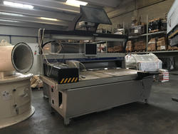 Cutting table for fabrics FC4 240 - Lot 1 (Auction 4156)
