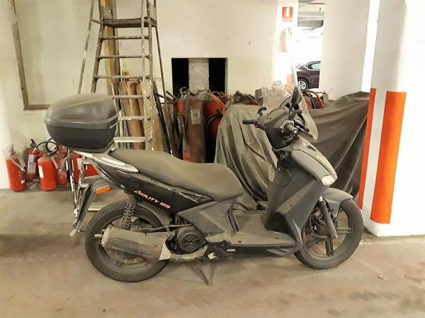 2#4159 Motocicli Kymco e Yamaha