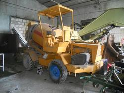 Concrete Mixer Betondumpers Dumper - Lot 3 (Auction 4162)