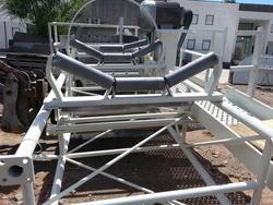 Conveyor belt head and rubber belt - Lot 13 (Auction 4163)