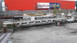 Swan neck conveyor belt 600x16000 - Lot 14 (Auction 4163)