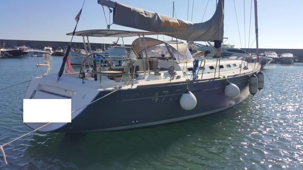 1#4164 Barca a vela Beneteau First 47.7
