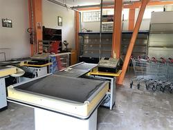 Furniture and equipment for mini markets - Lot  (Auction 4169)