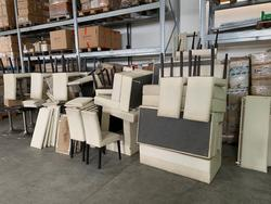 Coffee furniture - Lot  (Auction 4174)