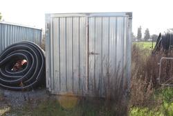 Sheet metal boxes and equipment - Lote 34 (Subasta 4176)