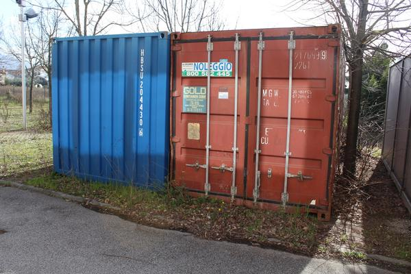 35#4176 Container
