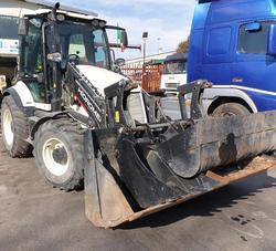 Hidromek Supra Backhoe Loader 102 B - Lot 1 (Auction 4180)