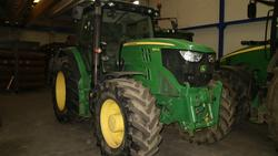 John Deere tractor 6140R - Lot 1 (Auction 4185)