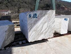 Carrara marble blocks - Lot 1 (Auction 4198)