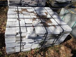 Carrara white marble floor - Lot 5 (Auction 4198)