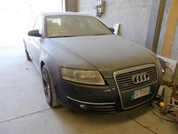 Audi A6 car - Lot 9 (Auction 4198)