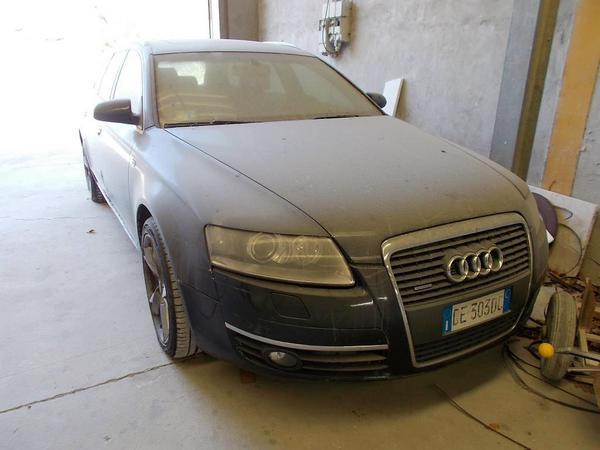 9#4198 Autovettura Audi A6