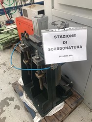 Double scarfing station   stripping station - Lot 18 (Auction 4199)