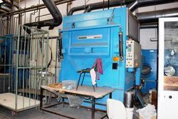 Vendita di macchinari e attrezzature della Tintoria Bianconero Srl - Asta 4202