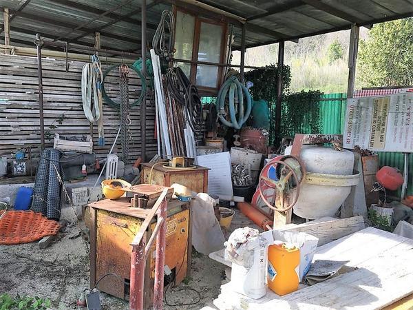 2#4204 Macchinari e attrezzatura da cantiere