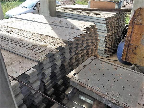 Immagine n. 11 - 2#4204 Macchinari e attrezzatura da cantiere
