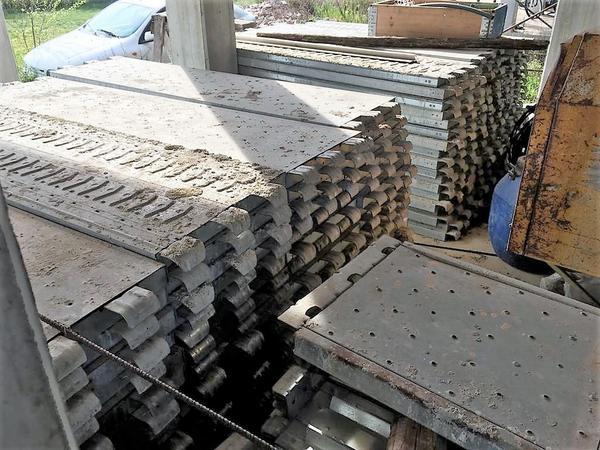 Immagine n. 12 - 2#4204 Macchinari e attrezzatura da cantiere