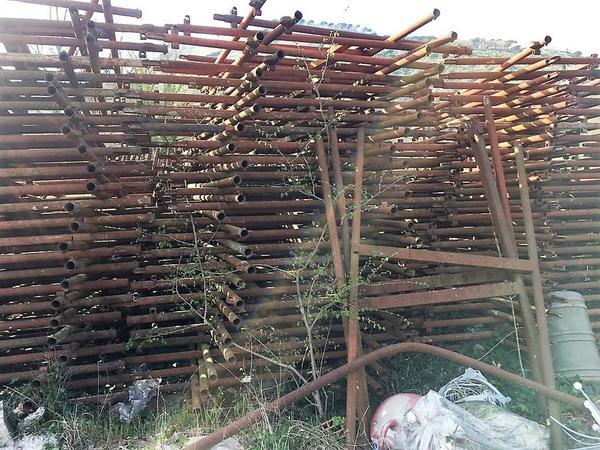 Immagine n. 21 - 2#4204 Macchinari e attrezzatura da cantiere