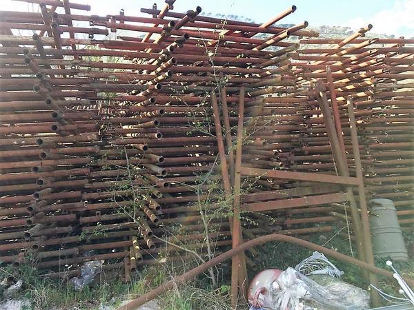 Immagine n. 22 - 2#4204 Macchinari e attrezzatura da cantiere