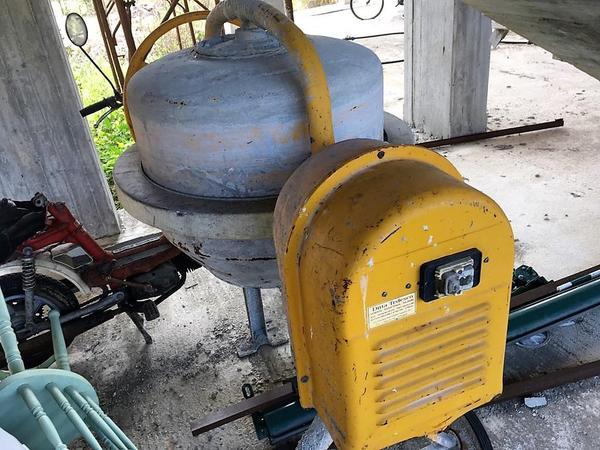 Immagine n. 26 - 2#4204 Macchinari e attrezzatura da cantiere