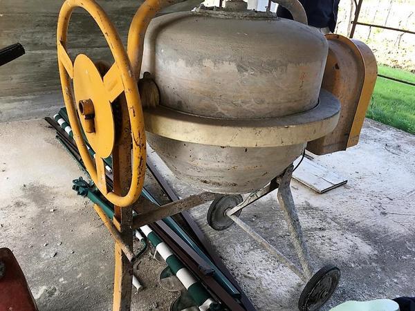 Immagine n. 28 - 2#4204 Macchinari e attrezzatura da cantiere
