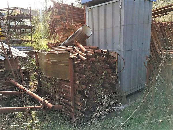 Immagine n. 33 - 2#4204 Macchinari e attrezzatura da cantiere