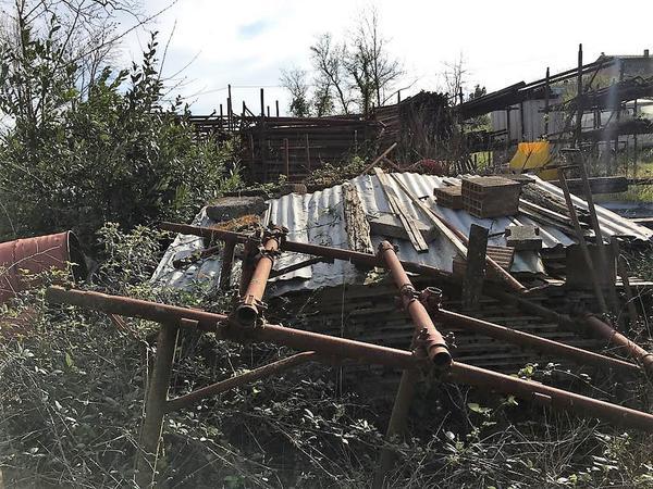 Immagine n. 34 - 2#4204 Macchinari e attrezzatura da cantiere
