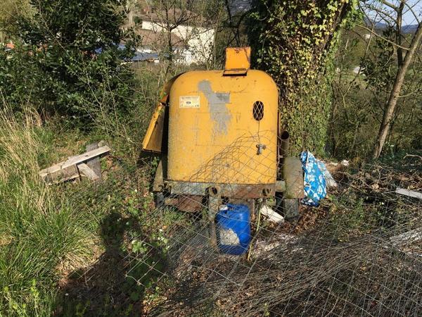 Immagine n. 37 - 2#4204 Macchinari e attrezzatura da cantiere