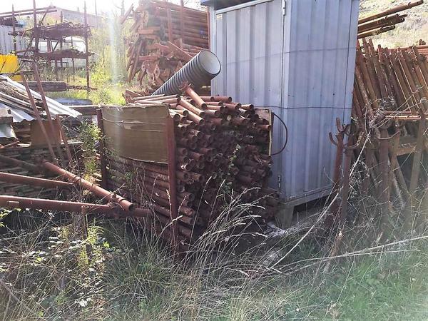 Immagine n. 42 - 2#4204 Macchinari e attrezzatura da cantiere