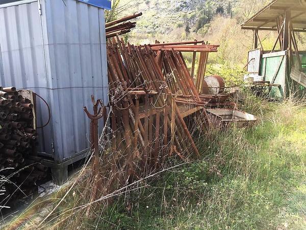 Immagine n. 43 - 2#4204 Macchinari e attrezzatura da cantiere