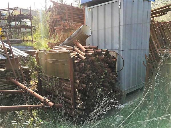 Immagine n. 44 - 2#4204 Macchinari e attrezzatura da cantiere
